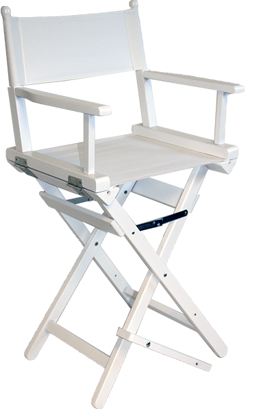 White Makeup Chair images